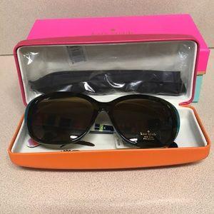 Brand New Kate Spade Sunglasses & Case. Box too!